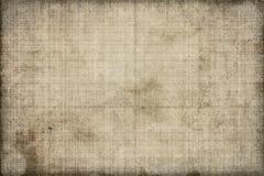 Παλαιός καμβάς με τη μεγάλη σύσταση στοκ φωτογραφία