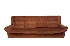 παλαιός καναπές στοκ φωτογραφία