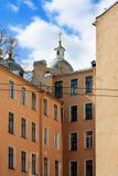 παλαιός κατοικημένος οι Στοκ Φωτογραφία