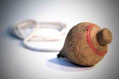 παλαιός κορυφαίος ξύλιν&omi στοκ εικόνες
