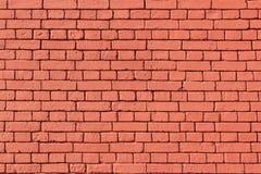 παλαιός κόκκινος τοίχος σύστασης λεπτομέρειας τούβλου ανασκόπησης αρχιτεκτονικής Τοίχος του τούβλινου υποβάθρου Στοκ Εικόνες