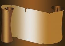 παλαιός κύλινδρος εγγρά&ph Απεικόνιση αποθεμάτων