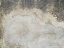 Παλαιός μαύρος τοίχος και βρώμικος Στοκ Φωτογραφίες