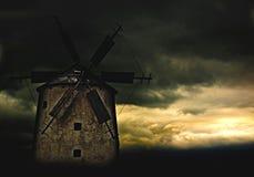 Παλαιός μύλος Στοκ φωτογραφία με δικαίωμα ελεύθερης χρήσης