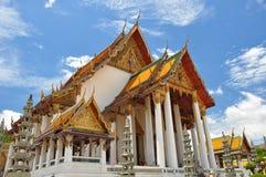 παλαιός ναός Ταϊλάνδη Στοκ Εικόνα