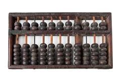 παλαιός ξύλινος αβάκων Στοκ φωτογραφία με δικαίωμα ελεύθερης χρήσης