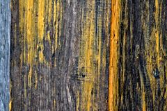 παλαιός ξύλινος ανασκόπη&sigm Χρωματισμένη ηλικίας ξύλινη σύσταση Στοκ Εικόνα