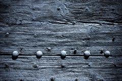 παλαιός ξύλινος πορτών ανα Στοκ φωτογραφία με δικαίωμα ελεύθερης χρήσης