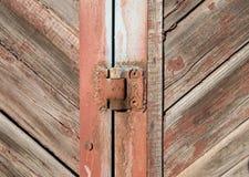 παλαιός ξύλινος πορτών Εκλεκτής ποιότητας αγροτικό ξύλινο υπόβαθρο Σύσταση φωτογραφιών Στοκ εικόνα με δικαίωμα ελεύθερης χρήσης
