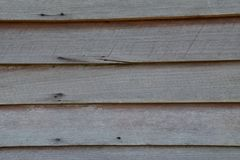 Παλαιός ξύλινος τοίχος στοκ εικόνες