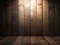 Παλαιός ξύλινος τοίχος Στοκ εικόνες με δικαίωμα ελεύθερης χρήσης