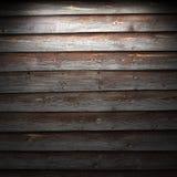 Παλαιός ξύλινος τοίχος Στοκ Φωτογραφία