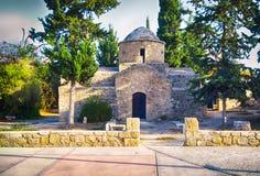 Παλαιός ορθόδοξος Χριστιανός στη Πάφο στοκ φωτογραφία με δικαίωμα ελεύθερης χρήσης