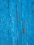 Παλαιός πίνακας με το shabby μπλε χρώμα - υπόβαθρο ή texture_ Στοκ εικόνες με δικαίωμα ελεύθερης χρήσης