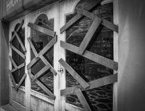 Παλαιός που εγκαταλείπεται Στοκ φωτογραφία με δικαίωμα ελεύθερης χρήσης
