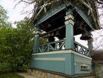 παλαιός πύργος κουδουνιών Στοκ Φωτογραφίες