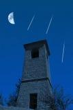 παλαιός πύργος κουδου&nu Στοκ Εικόνες