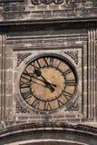 παλαιός πύργος ρολογιών Στοκ Εικόνα