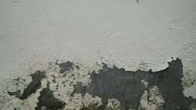 Παλαιός ραγισμένος τοίχος Στοκ Εικόνες