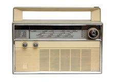Παλαιός ραδιο δέκτης στοκ φωτογραφίες με δικαίωμα ελεύθερης χρήσης