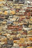 παλαιός τοίχος ανασκόπησης στοκ εικόνες με δικαίωμα ελεύθερης χρήσης