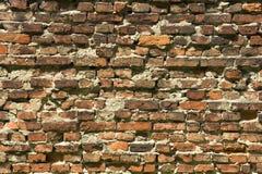 παλαιός τοίχος ανασκόπησης στοκ εικόνες