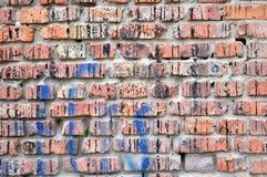παλαιός τοίχος λεπτομέρ&epsi Στοκ φωτογραφίες με δικαίωμα ελεύθερης χρήσης