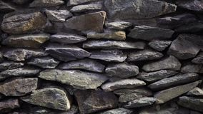 Παλαιός τοίχος με την αρχαία τεκτονική, αφηρημένο υπόβαθρο απόθεμα βίντεο