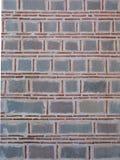 παλαιός τοίχος πετρών τούβ Στοκ εικόνα με δικαίωμα ελεύθερης χρήσης