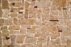 παλαιός τοίχος πετρών Στοκ Εικόνα