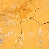 παλαιός τοίχος σιέννας Στοκ Φωτογραφίες