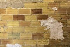 παλαιός τοίχος τούβλου ανασκόπησης στοκ εικόνα με δικαίωμα ελεύθερης χρήσης