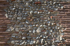 παλαιός τοίχος τούβλου στοκ φωτογραφίες με δικαίωμα ελεύθερης χρήσης