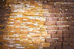παλαιός τοίχος Στοκ εικόνα με δικαίωμα ελεύθερης χρήσης
