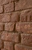 παλαιός τοίχος στοκ φωτογραφίες με δικαίωμα ελεύθερης χρήσης
