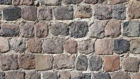 Παλαιός τοίχος fieldstone στοκ εικόνες με δικαίωμα ελεύθερης χρήσης