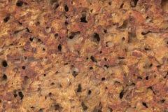 Παλαιός παλαιός τουβλότοιχος πορτοκαλιού ή κόκκινου χρώματος πορώδες κατασκευασμένο και τραχύ σχέδιο ιστορικό υπόβαθρο πετρών, hd στοκ εικόνα με δικαίωμα ελεύθερης χρήσης