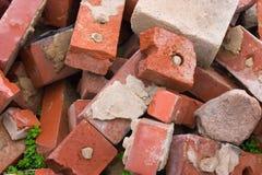 παλαιός τούβλων χρησιμοπ&o Στοκ φωτογραφία με δικαίωμα ελεύθερης χρήσης