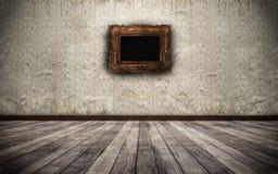 παλαιός τρύγος δωματίων Στοκ εικόνες με δικαίωμα ελεύθερης χρήσης