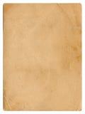 παλαιός τρύγος εγγράφου Στοκ φωτογραφίες με δικαίωμα ελεύθερης χρήσης