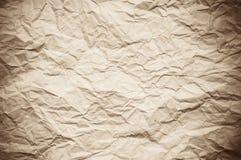 παλαιός τρύγος σύστασης εγγράφου Στοκ Εικόνες