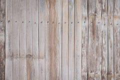 Παλαιός φράκτης μπαμπού με τη φυσική περίληψη σύστασης καρφιών για το υπόβαθρο στοκ εικόνα
