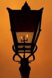 Παλαιός φωτεινός σηματοδότης Στοκ φωτογραφίες με δικαίωμα ελεύθερης χρήσης