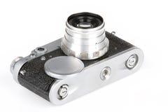 παλαιός φωτογραφικός fotokamera συσκευών Στοκ εικόνα με δικαίωμα ελεύθερης χρήσης