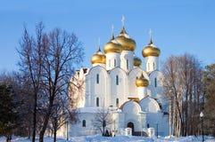παλαιός χειμώνας πόλεων ε στοκ εικόνες με δικαίωμα ελεύθερης χρήσης