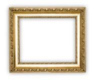 παλαιός χρυσός πλαισίων Στοκ εικόνες με δικαίωμα ελεύθερης χρήσης