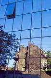 παλαιός χρόνος αντανάκλα&sigm Στοκ φωτογραφία με δικαίωμα ελεύθερης χρήσης