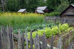 παλαιός χρόνος κήπων Στοκ φωτογραφίες με δικαίωμα ελεύθερης χρήσης