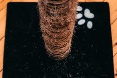 Παλαιός χτυπημένος μετα στενός επάνω γρατσουνίσματος στοκ φωτογραφία με δικαίωμα ελεύθερης χρήσης