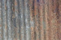 παλαιός ψευδάργυρος Στοκ εικόνα με δικαίωμα ελεύθερης χρήσης